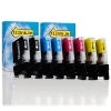 Brother LC985VALBP XL high capacity cartridge 8-pack (123ink version)  125944