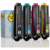 Brother TN-243CMYK toner 4-pack (123ink version) TN243CMYKC 130218