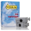 Canon BCI-15BK black cartridge 2-pack (123ink version) 8190A002AAC 014041