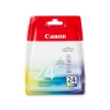 Canon BCI-24C colour ink cartridge (original Canon) 6882A002 013520