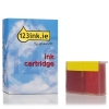 Canon BJI-201Y yellow ink cartridge (123ink version) 0949A001C 015070