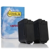 Canon BX-2 black cartridge 2-pack (123ink version)  010016