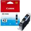 Canon CLI-42C cyan ink cartridge (original) 6385B001 018832
