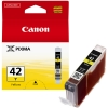 Canon CLI-42Y yellow ink cartridge (original) 6387B001 018836