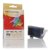 Canon CLI-521GY grey ink cartridge without chip (123ink version) 2937B001C 018512