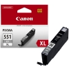 Canon CLI-551GY XL high capacity grey ink cartridge (original Canon) 6447B001 018804