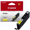 Canon CLI-551Y yellow ink cartridge (original Canon) 6511B001 018788
