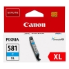 Canon CLI-581C XL high capacity cyan ink cartridge (original) 2049C001 017452