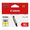 Canon CLI-581Y XL high capacity yellow ink cartridge (original) 2051C001 017456