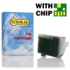 Canon CLI-8G green ink cartridge (123ink version) 0627B001C 018123