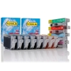 Canon CLI-8 series tank 16-pack (123ink version)  120845