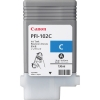 Canon PFI-102C cyan ink cartridge (original) 0896B001 018205