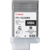 Canon PFI-102MBK matte black ink cartridge (original) 0894B001 018220