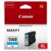 Canon PGI-1500C XL high capacity cyan ink cartridge (original Canon)