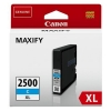 Canon PGI-2500C XL high capacity cyan ink cartridge (original) 9265B001 018532
