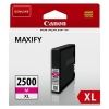 Canon PGI-2500M XL high capacity magenta ink cartridge (original) 9266B001 018534