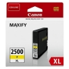 Canon PGI-2500Y XL high capacity yellow ink cartridge (original) 9267B001 018536