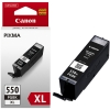 Canon PGI-550PGBK XL high capacity black ink cartridge (original Canon) 6431B001 018800