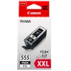 Canon PGI-555PGBK XXL extra high capacity black ink cartridge (original) 8049B001 018946