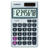Casio Pocket Calculator 8-Digit CS16781
