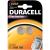 Duracell 3V Lithium Button battery 2-pack (DU20392)