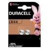 Duracell Electronics battery 2-pack (LR44/A76/KA76/V13GA)
