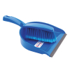 Dustpan and brush set CX03974 blue  299162