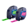 Dymo 1956290 plastic neon tape 12 mm 2-pack (original) 1956290 089124