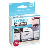 Dymo 1976200 durable shelving labels (original) 1976200 088568