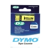 Dymo 61214 / S0721120 12mm yellow tape (original) S0721120 088808