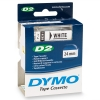 Dymo 69241 / S0721210 24mm white tape (original)