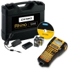 Dymo RHINO 5200 Industrial Label Printer Hard Case Kit S0841400 833329