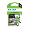 Dymo S0718070 / 16960 19mm tape, black on transparent (original) S0718070 088758