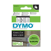 Dymo S0720770 / 43610 6mm tape, black on transparent (original) S0720770 088002