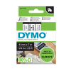 Dymo S0720780 / 43613 6mm tape, black on white (original) S0720780 088000