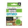Dymo S0720930 / 53713 24mm tape, black on white (original)