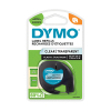 Dymo S0721530 / 12267 12mm transparent plastic tape (original Dymo) S0721530 088312
