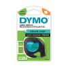 Dymo S0721640 / 91204 12mm green plastic tape (original Dymo) S0721640 088308