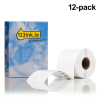 Dymo S0722430 / 99014 name-badge and shipping labels 12-pack (123ink version) S0722420C 088549