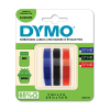 Dymo S0847750 embossing tape assorted multipack (original Dymo)