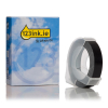 Dymo S0898130 9mm embossing tape, white on black (123ink version)