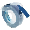 Dymo S0898140 9mm embossing tape, white on blue (original) S0898140 088442