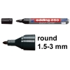 Edding 250 black whiteboard marker