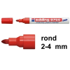 Edding 8750 red industrial paint marker