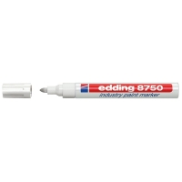Edding 8750 white industrial paint marker 4-8750049 200782
