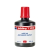 Edding T100 red ink refill (100ml)