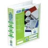 Elba BX05110 white A4 Presentation 4D Ring Binder 10-pack