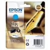 Epson 16XL (T1632) high capacity cyan ink cartridge (original Epson) C13T16324010 C13T16324012 026532