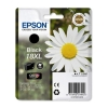 Epson 18XL (T1811) high capacity black ink cartridge (original Epson) C13T18114010 C13T18114012 026478