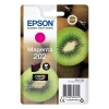 Epson 202 magenta ink cartridge (original) C13T02F34010 027132